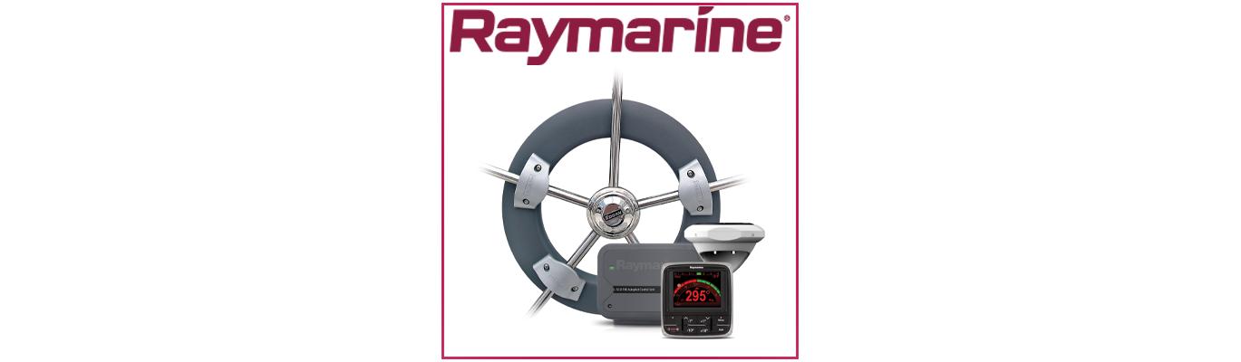 Pilotes automatiques - Automatics pilots by Raymarine