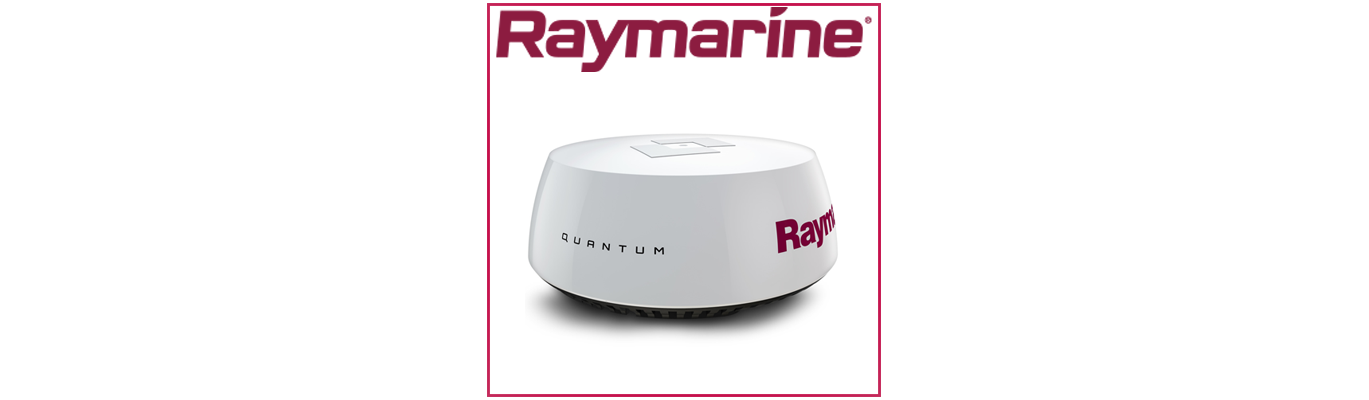 Antennes radar - Radar antennas by Raymarine