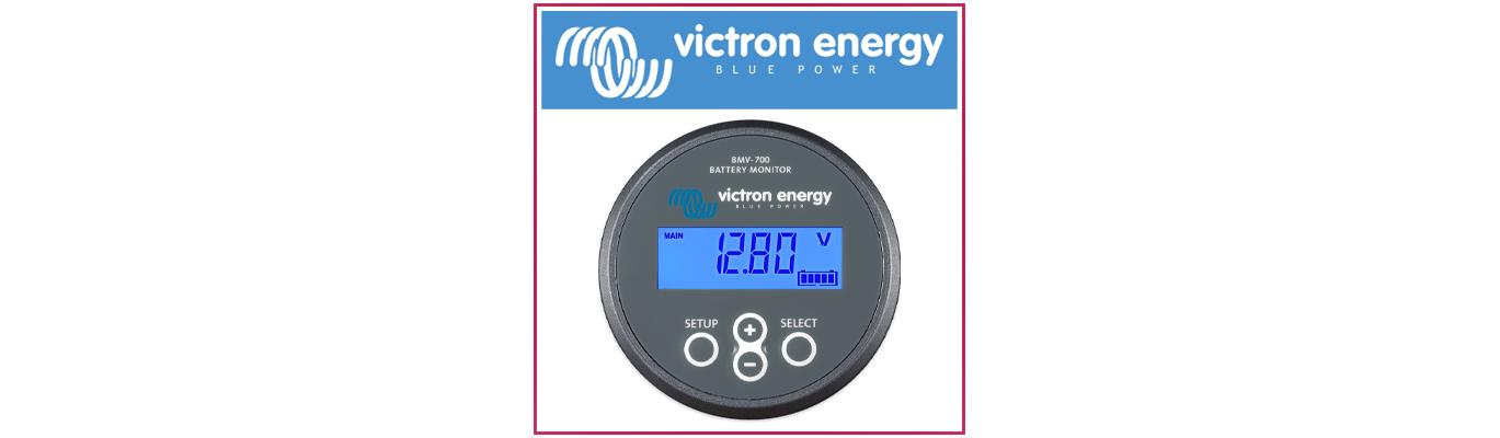 Gestionnaire de batterie Victron Energy