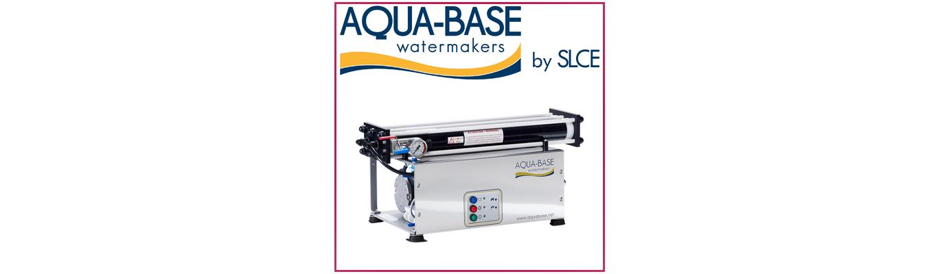 Dessalinisateurs - Watermaker AQUA-BASE