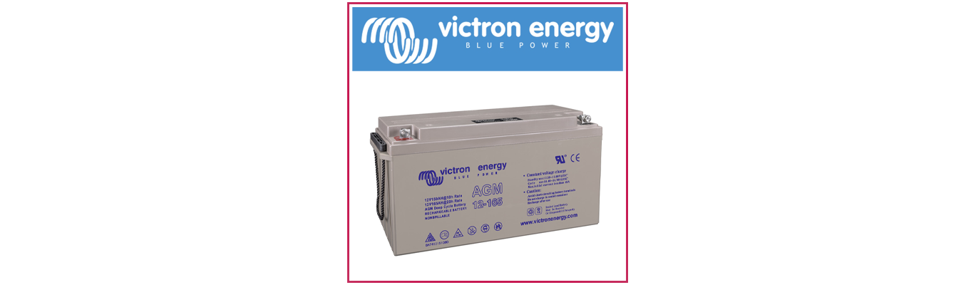 Batteries Victron Energy