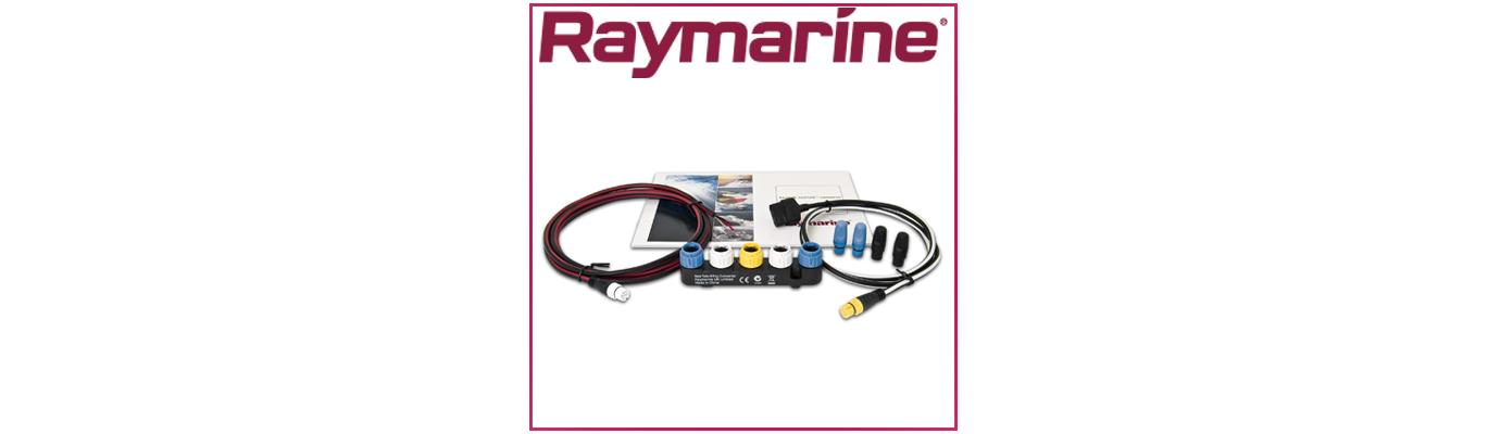 Câbles et accessoires Série A C E Raymarine
