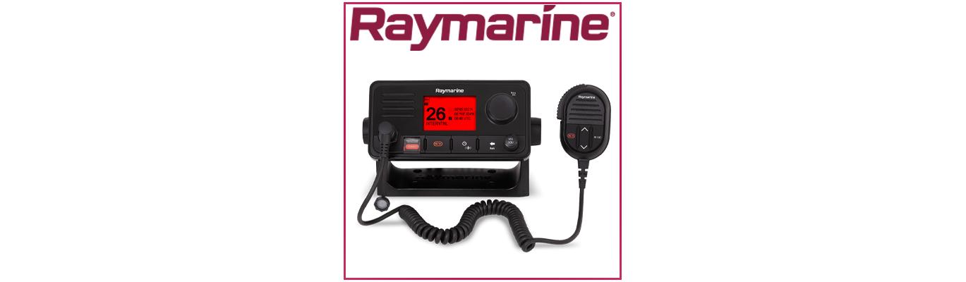 La VHF Raymarine est en vente chez Uchimata-Shop