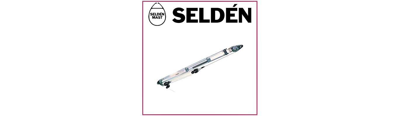 Kit complet avec vérin à gaz Selden