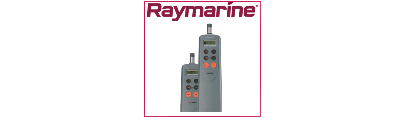Pilote barre franche Raymarine