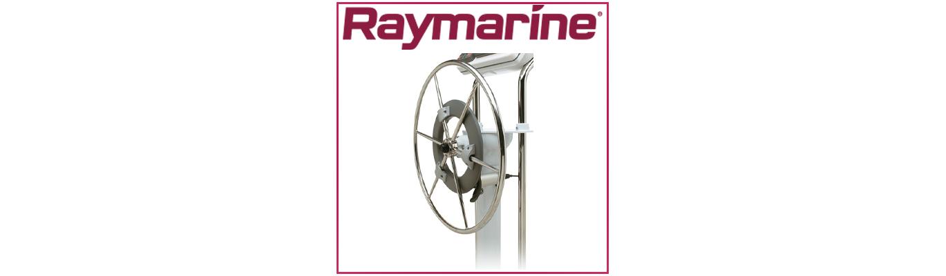 Pilote Barre à roue Raymarine