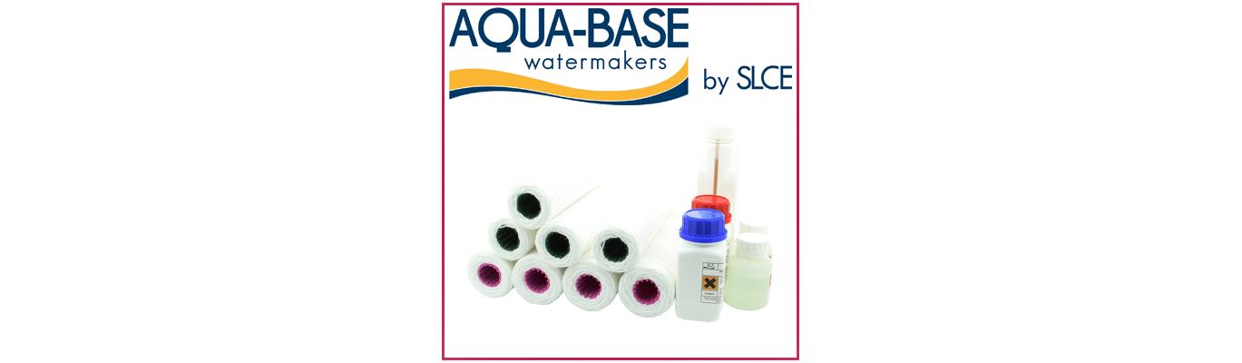 Consommables et entretien - Watermaker Maintenance AQUA-BASE