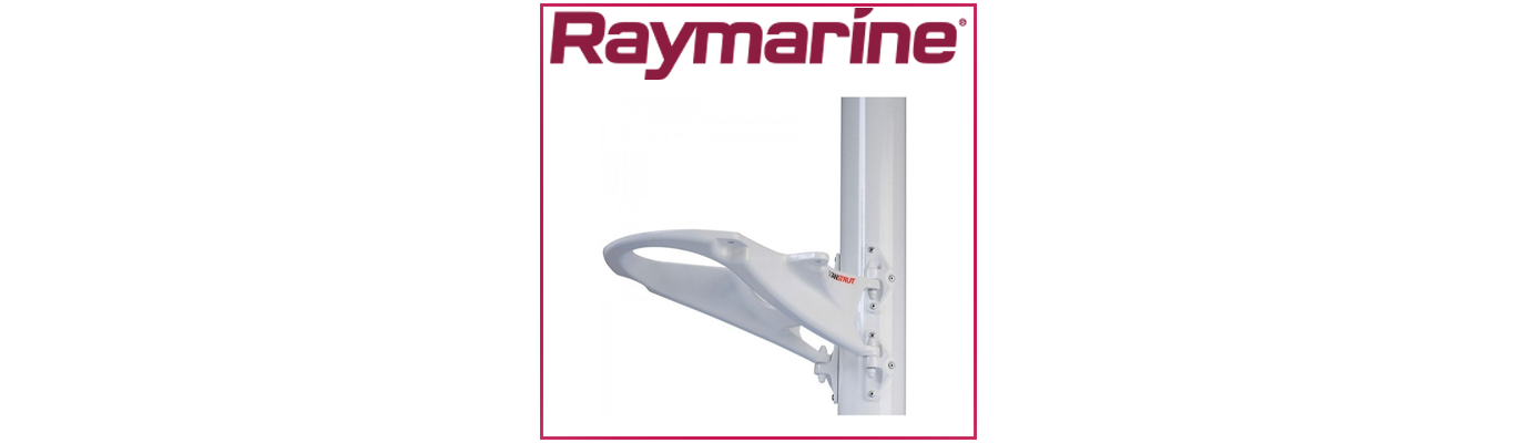 Accessoires et Supports d'antenne - Antenna support and accessories by  Raymarine