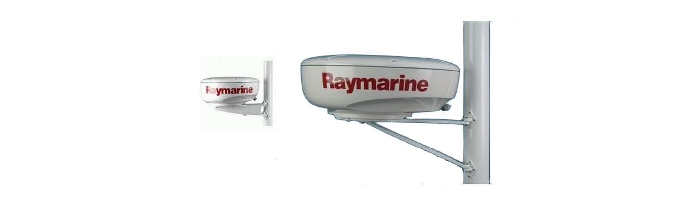 Support d'antenne sur mât - Mast Mounts (Fixed)
