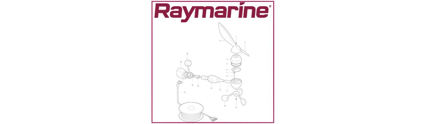 Pièces détachées Instrument ST Raymarine