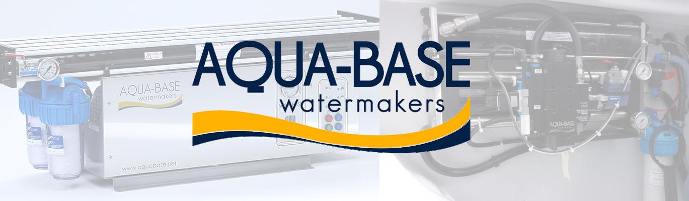 Dessalinisateur Aqua-Base Watermaker pour bateau