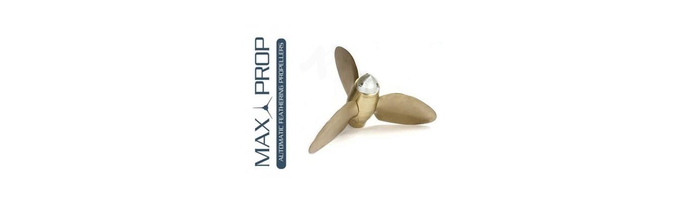 Hélice de moteur pour bateau Maxprop