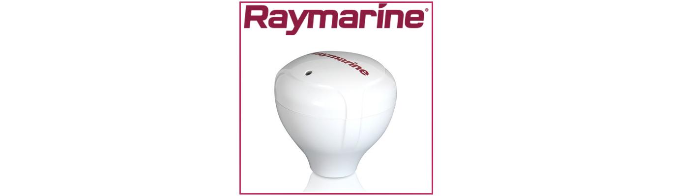 Antennes GPS - GPS antennas par Raymarine