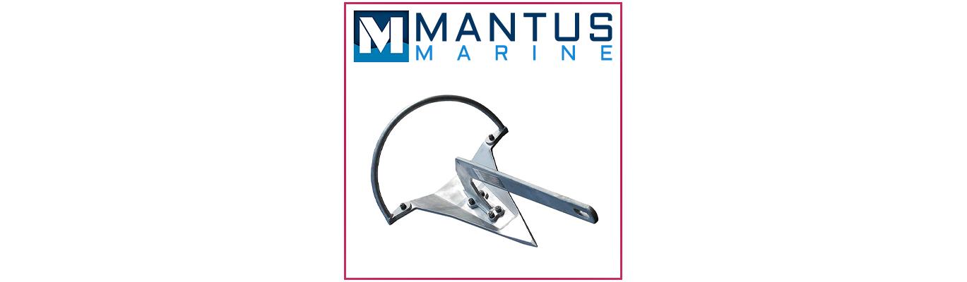 Ancres pour bateau Mantus Anchors - Uchimata-Shop