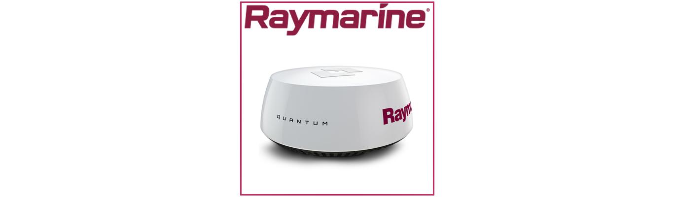 Antenne radar Wifi Quantum Raymarine