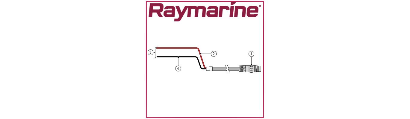 Câbles Quantum Raymarine