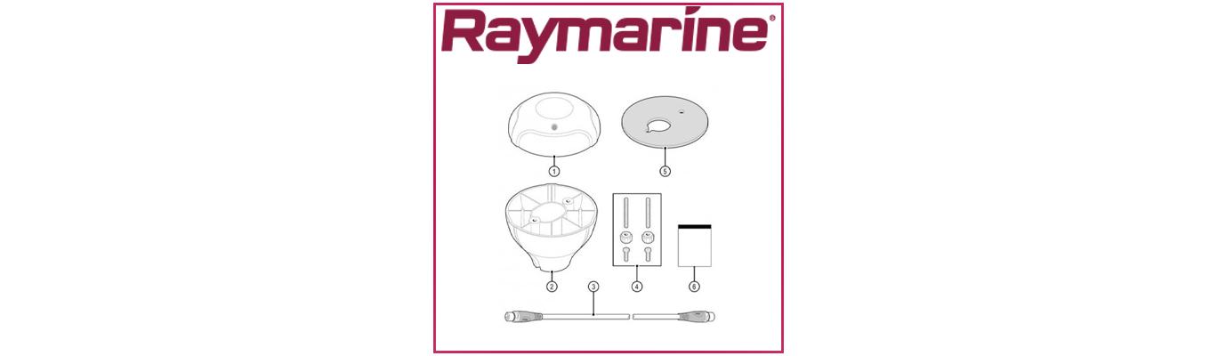 Pièces détachées antenne Raymarine