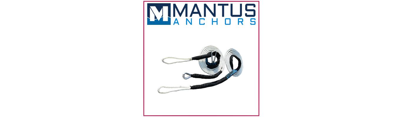 Pattes d'oie - Bridle Mantus Anchors