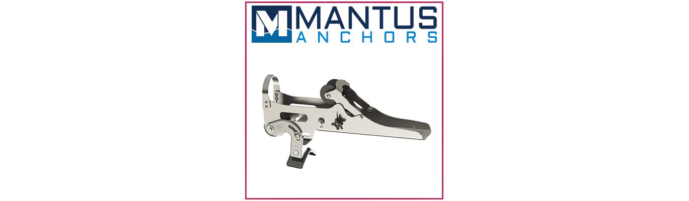 """Davier et système de calage d'ancre """"Mantus Marine"""" - Uchimata-Shop"""