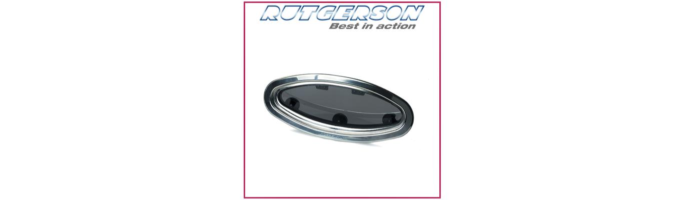 Hublots elliptiques 450x195mm RUTGERSON