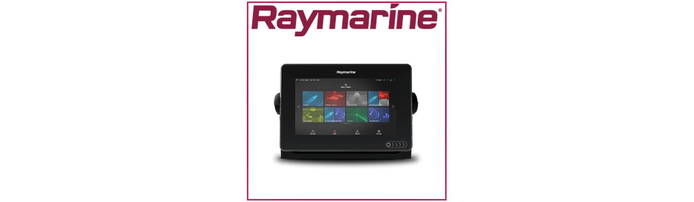 Nouveau modèle d'écran multifonctions Raymarine: Axiom 7