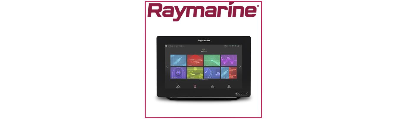 Nouveau modèle d'écran multifonctions Raymarine: Axiom 9