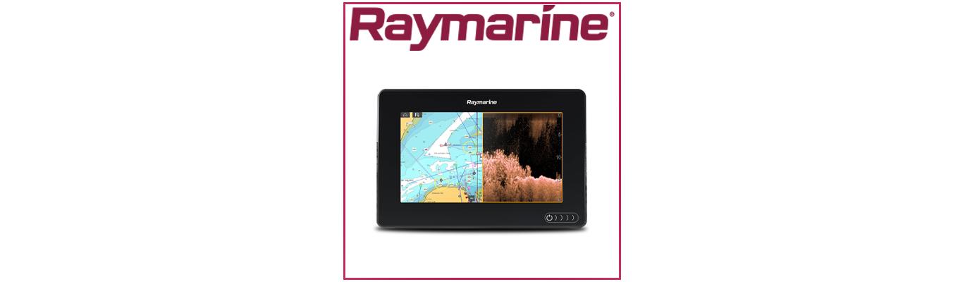 Nouveau modèle d'écran multifonctions Raymarine: Axiom 9 avec sonar RealVision 3D