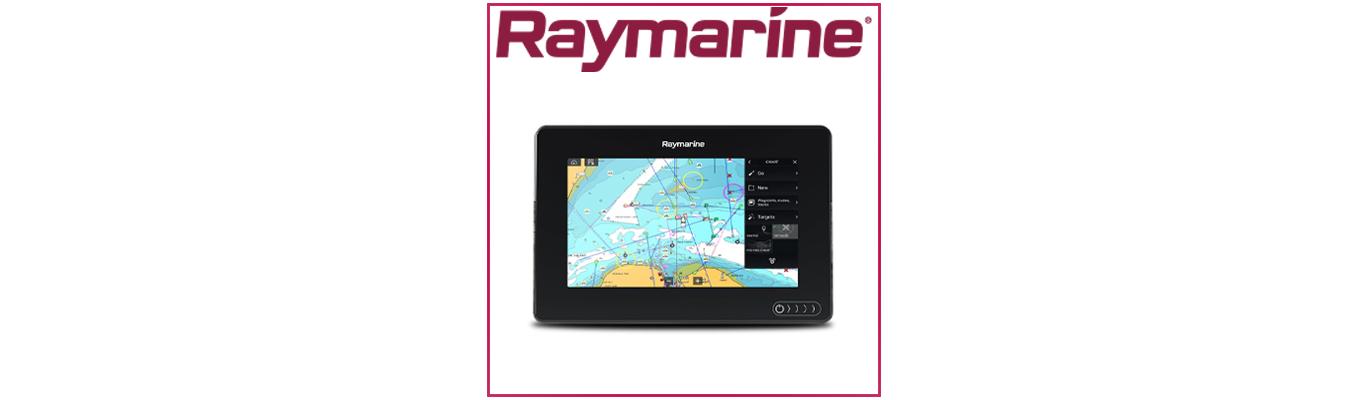 Nouveau modèle d'écrans multifonctions Raymarine: Axiom 12