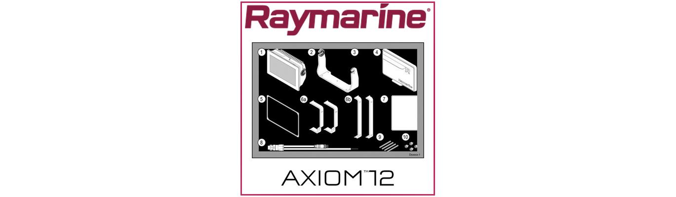 AXIOM 12 - Accessoires
