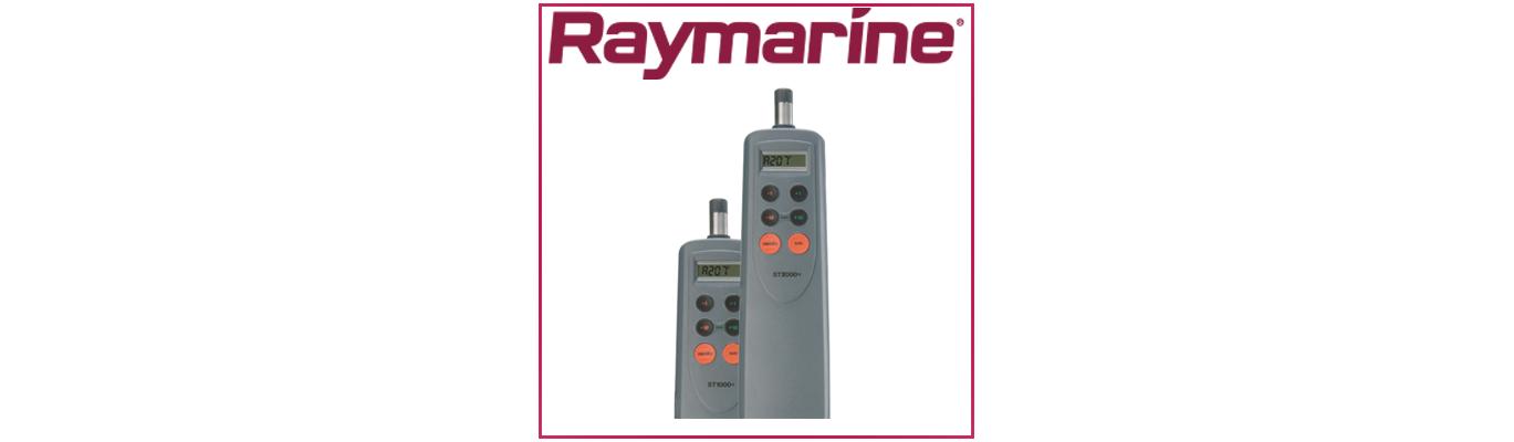 Pièces détachées pour pilote de barre franche RAYMARINE