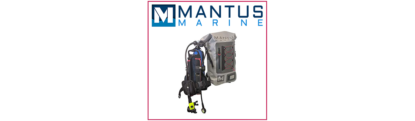 Scuba MANTUS - Kit intervention plongée