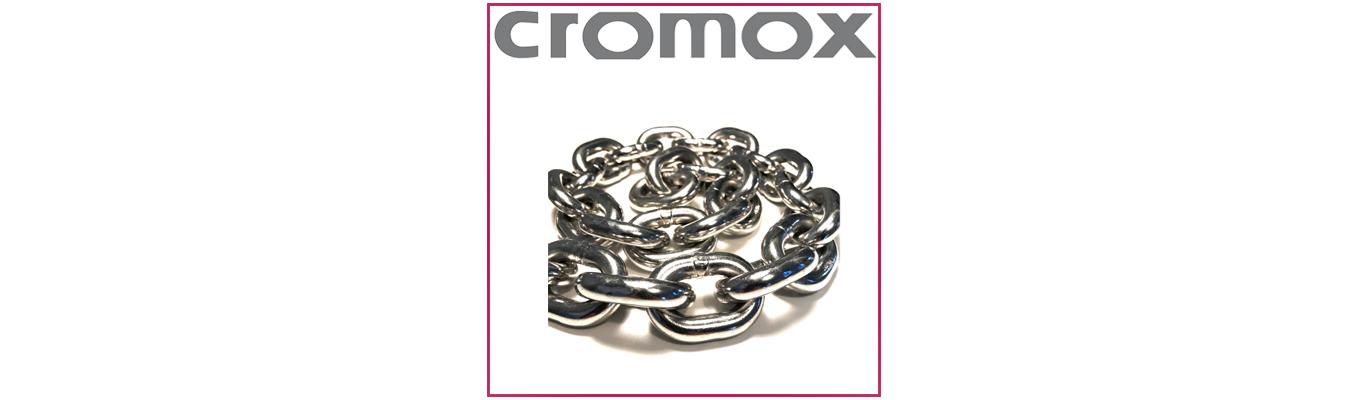 """Chaînes d'ancres """"Cromox"""" Inox 318L - Uchimata-Shop"""