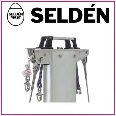 Accessoires de tête de mât Selden - Masthead accessories