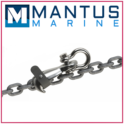 Main de fer - Chain Hook MANTUS