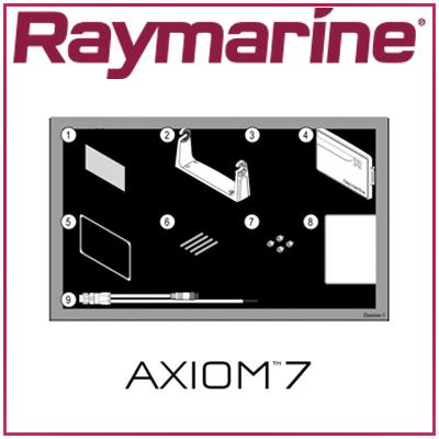 AXIOM 7 - Accessoires