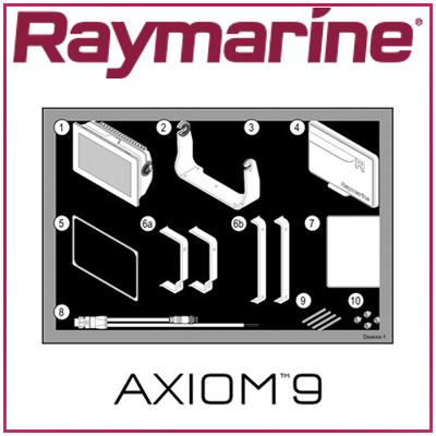 AXIOM 9 - Accessoires