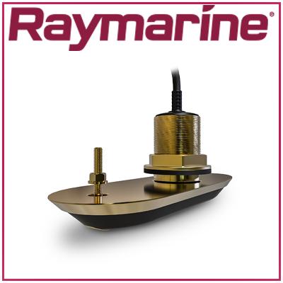 Sonde traversantes bronze RAYMARINE