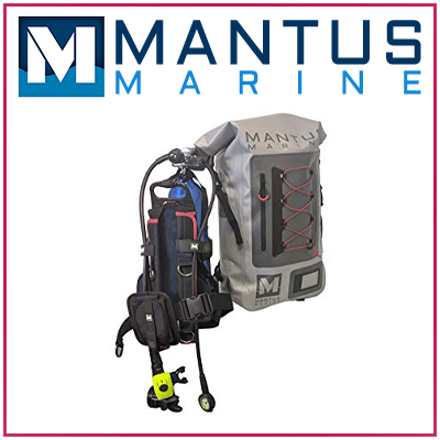 Kit intervention plongée Scuba MANTUS