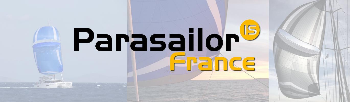 Naviguer avec une voile Parasailor